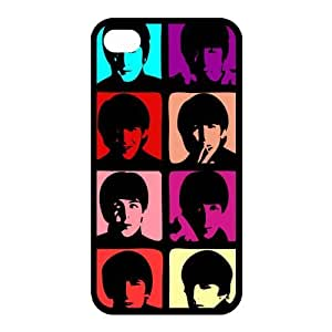 Custom The Beatles Back Cover Case for iphone 4,4S JN-561