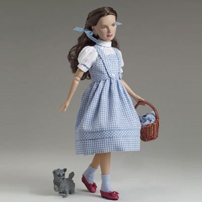 Dorothy from the Wizard of Oz by Robert Tonner by Robert Tonner Doll Company (Tonner Doll Company)