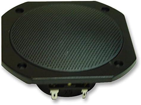 Speaker Water RES 50W 4OHM Black External Depth 51mm External Height 115mm External Width 115mm Freq