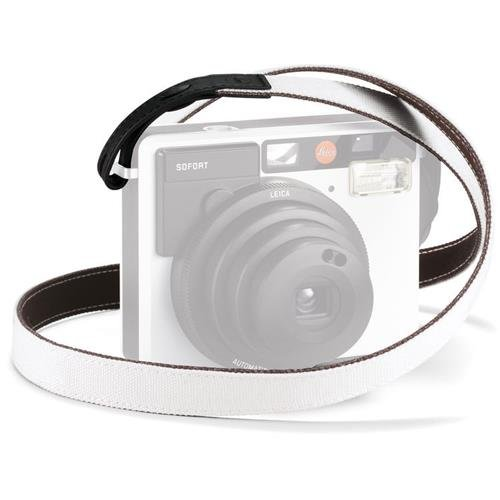 Leica Sofort Strap - White / - Stores County West