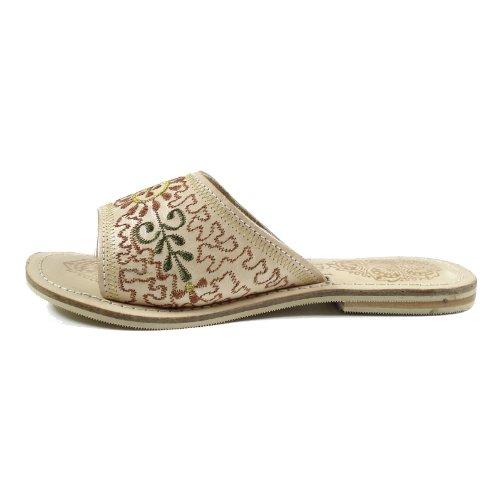 Beige Schuhe Andrea Damen Premium 706 Qualität Doria 31571 Beige Sandale RnqxUHA