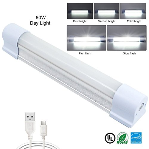Rechargeable Led Tube Light