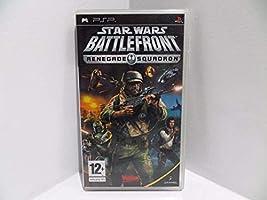 Star Wars Battlefront: Renegade Squadron (PSP) (Certified Refurbished)