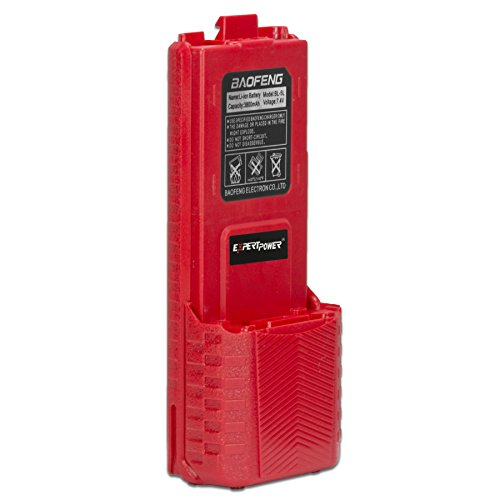 ExpertPower Baofeng Extended Capacity Battery