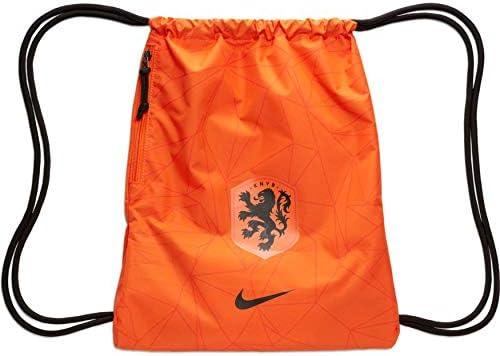 Encantador Nombre provisional La nuestra  Nike GymSac Holanda Holland KNVB Oranje Mochila: Amazon.es: Deportes y aire  libre