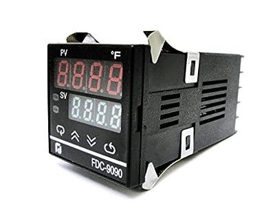 Future Design Controls FDC-9090-45131010, ETR-9090-121 temperature controller relay output