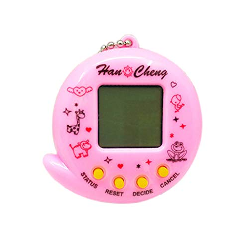 Yziss New 90S Nostalgic 168 Pets in 1 Virtual Cyber Pet Toy Tamagotchis Electronic Pet