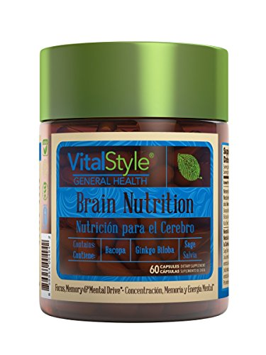 VitalStyle-All-Natural-Brain-Booster-Nutrition-and-Support-for-Memory-Focus-Clarity-and-Concentration-Enhancer-with-Bacopa-Monnieri-Gotu-Kola-Mucuna-Pruriens-Ginkgo-Biloba-More