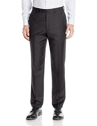 Moda Elegante Men's JNP601 Slim Fit Dress Pants - Gray - 34x29