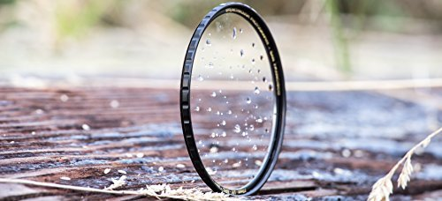 82mm X4 UV Filter For Camera Lenses - UV Protection Photography Filter with Lens Cloth - MRC16, SCHOTT B270, Nano Coatings, Ultra-Slim, Weather-Sealed by Breakthrough Photography by Breakthrough Photography (Image #3)