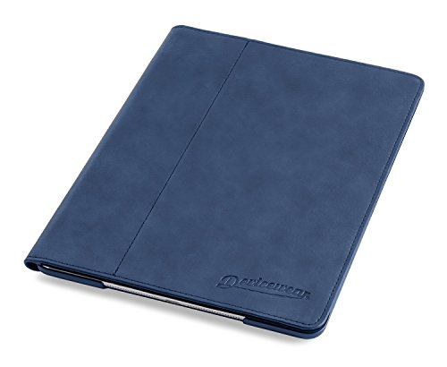 thin-apple-ipad-air-2-case-devicewear-ridge-slim-blue-vegan-leather-case-with-six-position-flip-stan