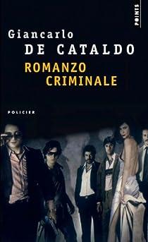 Romanzo criminale par De Cataldo