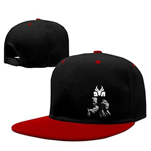 Die-Antwoord-2016-Tour-Poster-Hip-Hop-Cap-Trucker-Hat