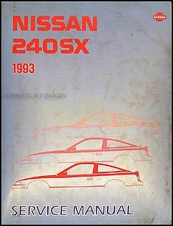nissan 240sx repair manual - 5