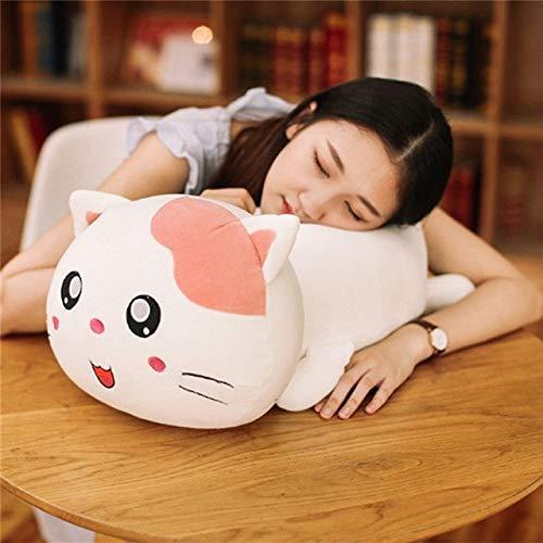 XuBa Fat Cat Pillow Doll Big Stuffed Weiche Katzen Kissen Spielzeug 70 cm 28 Zoll Geschenke f\u00fcr Kinder model 1