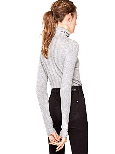 933 Pull Lupe Grey Marl Femme Jeans Gris Pepe Wv6cRv