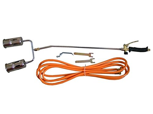 '110kW profesional Doble Gas Grabadora Grabadora de techo 52074herbicida Grabadora + Adaptador: Rosca Exterior: 21,8Izquierda rosca interior: 3/8links MARPOL