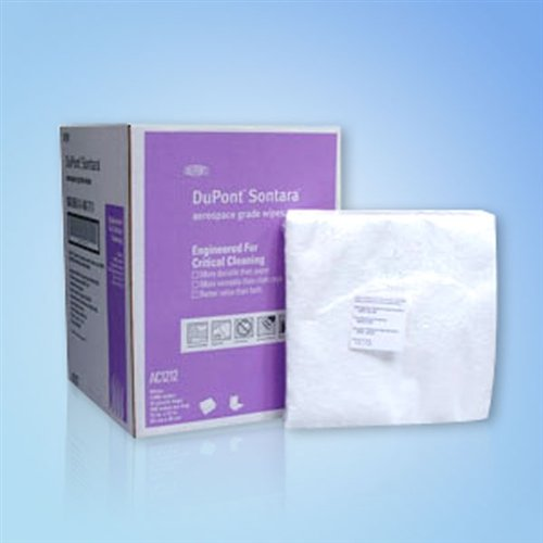 Sontara Wipes, 12 in x 12 in., 1000/case