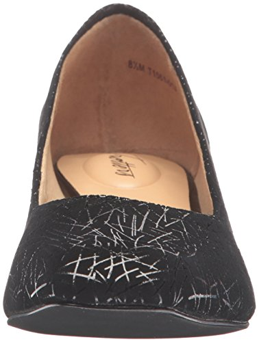 Womens Classic Lola Toe Black Closed Trotters Pumps HqUx0AAw
