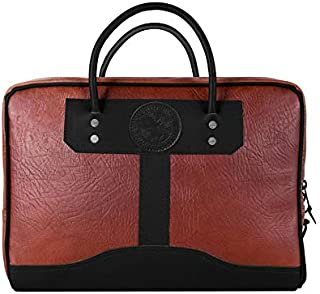 product image for Duluth Pack Bison Leather Computer Briefcase