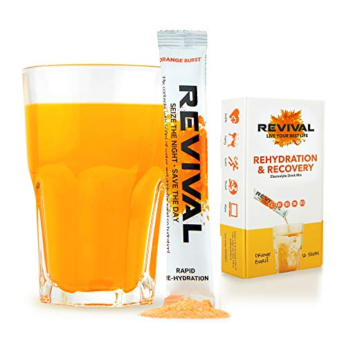 Revival Rapid Hydration Electrolyte