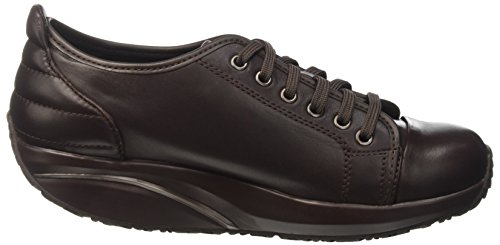 MBT Basses 118n Sneakers Nappa Coffe Marron Black Femme Batini 8wa4qEx8