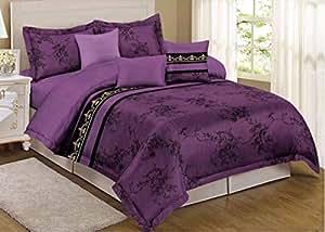 King Size, Cotton,Print Pattern, Multi Color - Duvet Covers