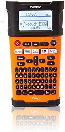 Brother P-Touch E300VP Etiqueteuse Noir Clavier QWERTY