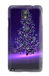 Ideal Aarooyner Case Cover For Galaxy Note 3(christmas Trees), Protective Stylish Case