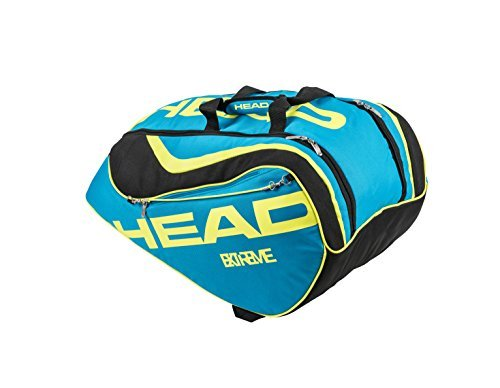 Head 2015 Extreme Ultra Combi Racquetball Bag by HEAD by HEAD