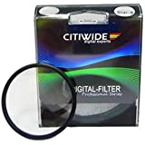 Citiwide Star Filter Cross 8 Point 8pt for camera lens (52mm)