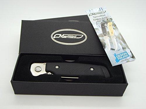 Marttiini Knives Lynx R Finnish Pocket Knife 940110 Made in - Import
