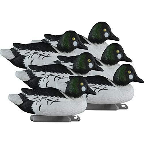 Higdon Standard Goldeneye Duck Decoys (Foam Filled) 19733