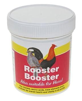 Battles Rooster Booster – contiene una amplia gama de vitaminas esenciales, aminoácidos y oligoelementos: Amazon.es: Jardín