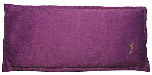 Guru Yoga Ex. Large Cotton Eye Pillow - Purple by Yoga Life Style