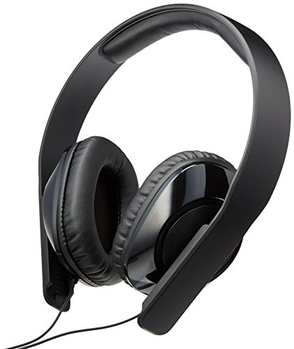 AmazonBasics HS CD04 Over Ear Headphones