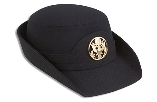 Cap Service Army (Female Army Service Cap, Classic Fabric (23, Enlisted))