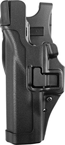 BlackHawk® SERPA Level 3 Auto Lock™ Duty Holster Glock 17 (Blackhawk Black Level)