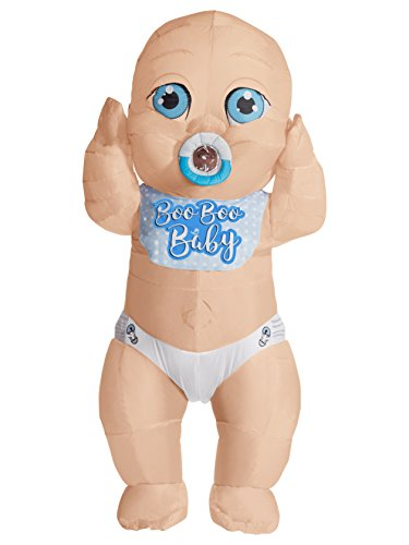 Rubie's Men's Boo Baby, As Shown, One -