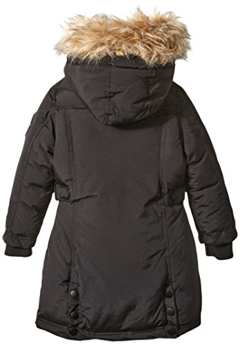 fcf3b632 Weatherproof 32 Degrees Little Girls' 32 Degrees Outerwear Jacket (More  Styles Available), Black a, 4
