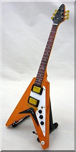 ALBERT KING Miniatura Guitarra BLUES FLYING VEE: Amazon.es ...