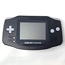Game Boy Advance Console Black Edition (Renewed)