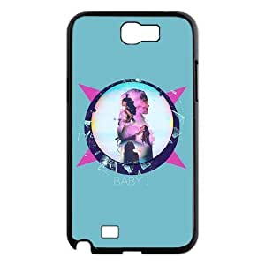 CASECOCO(TM) Ariana Grande Series Black Case&Cover for Samsung Galaxy Note 2