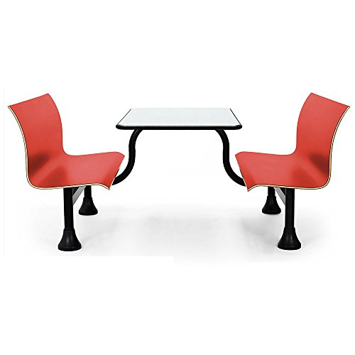 Ofm Bench-Style Cafeteria Seating - 30X48