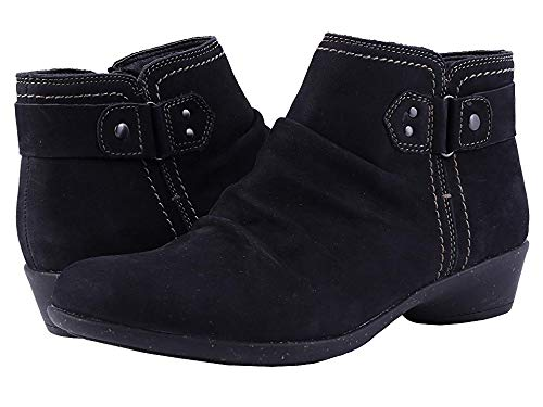 Rockport Cobb Hill  Women's Nicole Boot,  Black, 9.5 M US