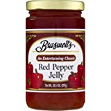 Braswell Jelly Pepper Red, 10.5 oz (2 jars)