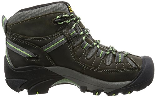 many kinds of for sale KEEN Women's Targhee II Mid WP Hiking Boot Raven/Opaline free shipping huge surprise SlHd2v5