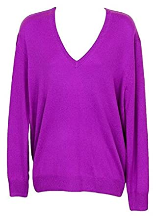 Image Unavailable. Image not available for. Color  J Crew Women s Italian  Cashmere Boyfriend V-Neck Sweater ... 481fdf0f7b