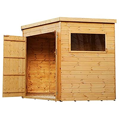 reen-Planet-8x8-Wooden-Shiplap-Corner-Shed-Garden-Storage-Unit-12mm-Cladding-Double-Doors-Roof-Felt-Flooring-Included-FSC-Certified-Timber-8x8-8ft-x-8ft-Fast-Delivery