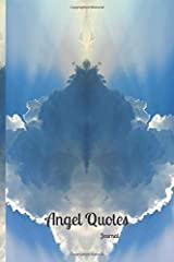 Angel Quotes Book 5: Journal with Channeled Quotes from the Angels Paperback